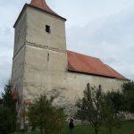 Kirchenburg und Sommerschloss in Freck (Avrig)