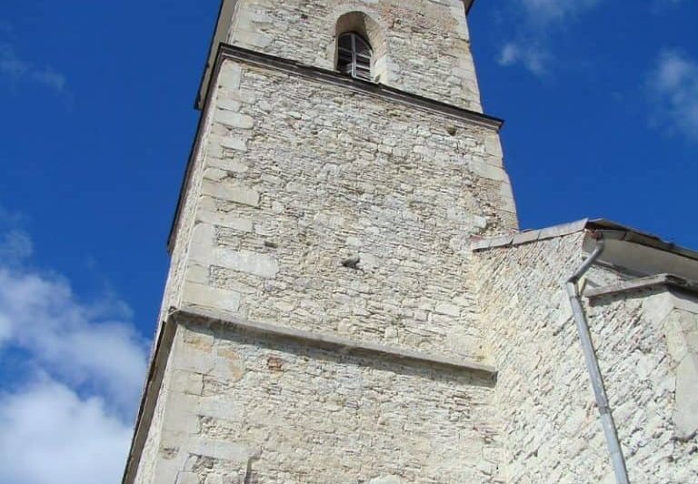 Biserica scroafei in Dipsa