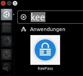 Starter mit KeePass