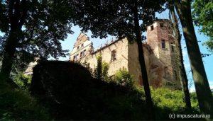 Schloss Ketschdorf in Kaczorów