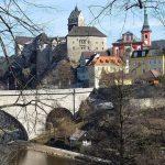 Stift Tepl und Loket in Westböhmen (Tschechien)