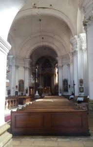 Die armenisch-katholische Kirche Sf. Elisabeta in Dumbrăveni