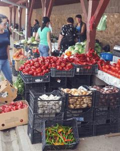 Markt in Săliște