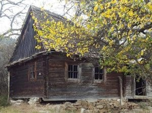 Altes Wohnhaus bei Vale
