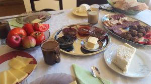 Standardfrühstück ;)