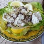 Calamari la grătar