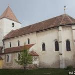 Die Basilika von Hammersdorf (Gușterița)