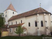 Die Kirchenburg von Hammersdorf (Gușterița)