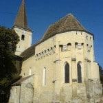 Die Kirchenburg in Şura Mare (Großscheuern)
