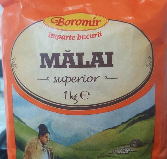 Maisgries aus Rumänien