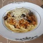 Spaghetti a la Împuşcătura