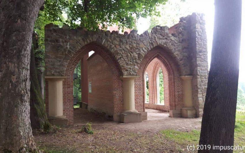 Die Klosterruine