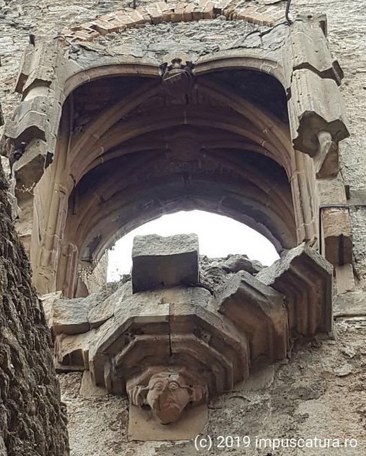 Erker der ehemaligen Kapelle