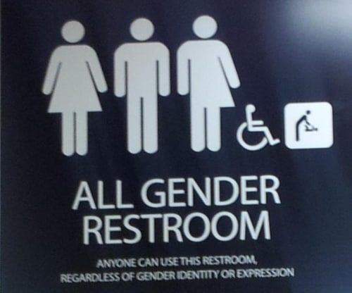 Gender Toilette