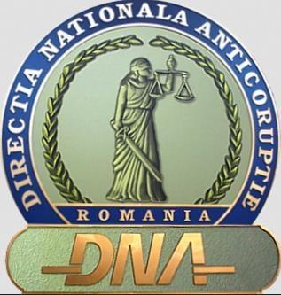 Emblem der rumänischen Korruptionsbehörde