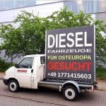 Des deutschen Diesels neue Heimat