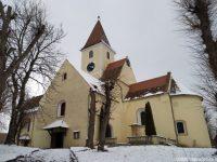 Kirche von Turnișor (Neppendorf)
